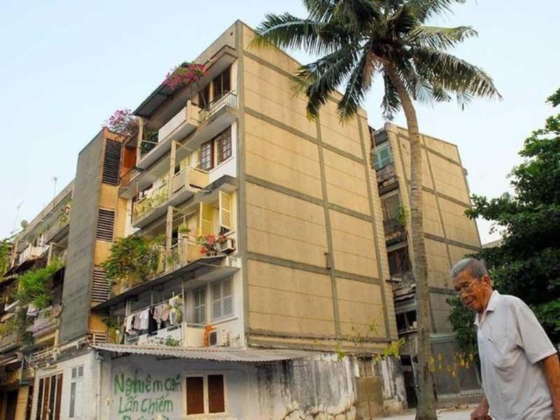 Chín năm, 15 chung cư cư xá Thanh Đa chưa xác định nhà đầu tư - ảnh 1