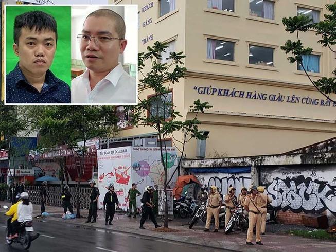 Chủ tịch Alibaba Nguyễn Thái Luyện vẫn nhậu đêm trước bị bắt - ảnh 1