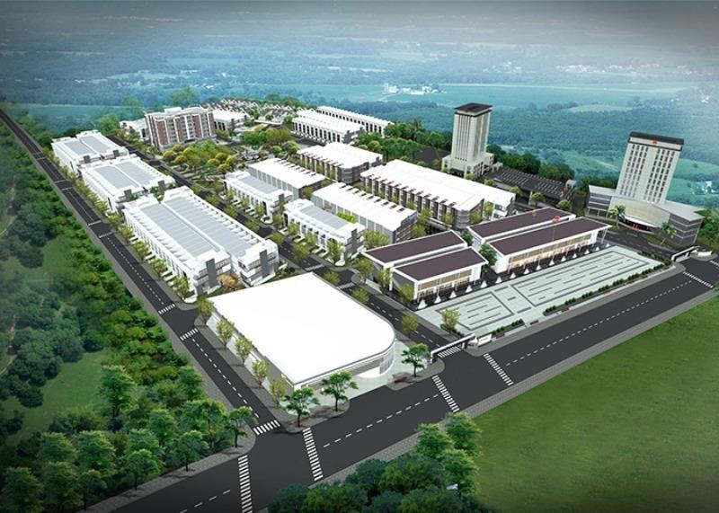 Thành lập đoàn thanh tra việc đầu tư hạ tầng Khu đô thị An Phú - ảnh 1