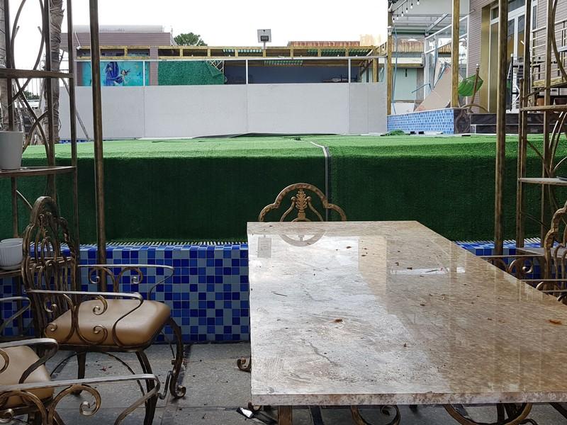 Nhà hàng xây trái phép tháo dỡ các hạng mục vi phạm - ảnh 5
