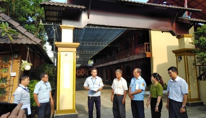 2 ngày nữa cưỡng chế Gia Trang - Tràm Chim Resort ở Bình Chánh - ảnh 1