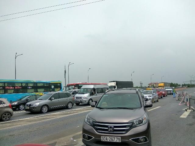 Nhiều lái xe gian lận cước phí cao tốc Cầu Giẽ - Ninh Bình - ảnh 1