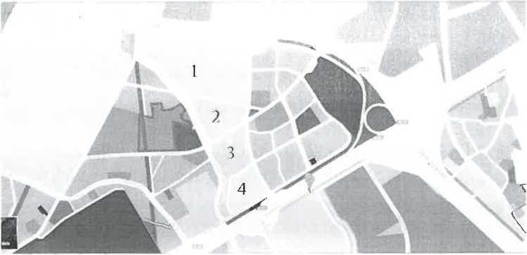 Xin chủ trương điều chỉnh cục bộ quy hoạch trong TP khu Đông - ảnh 1