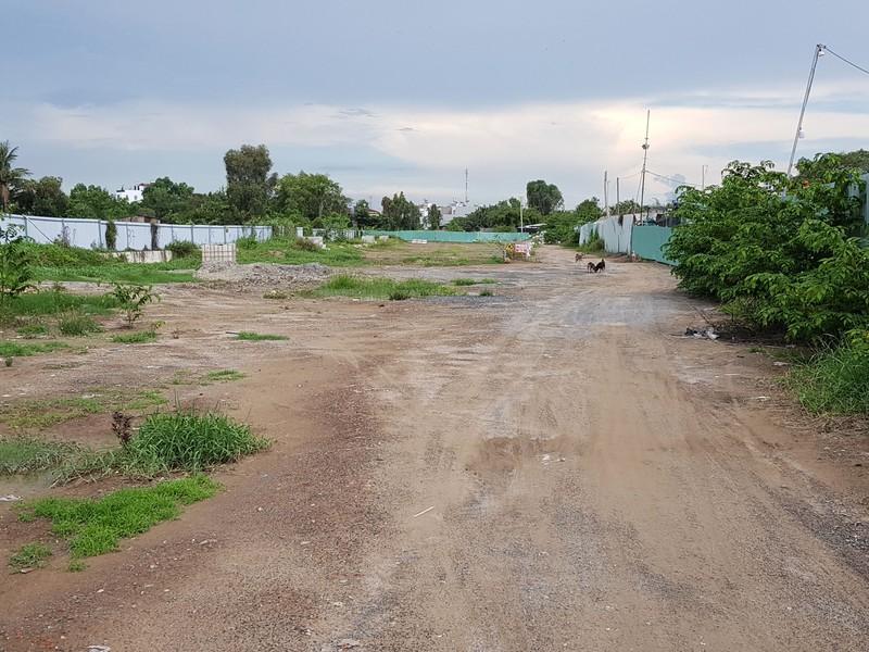 Những hình ảnh hoang tàn của công trường dự án vành đai 2 - ảnh 3