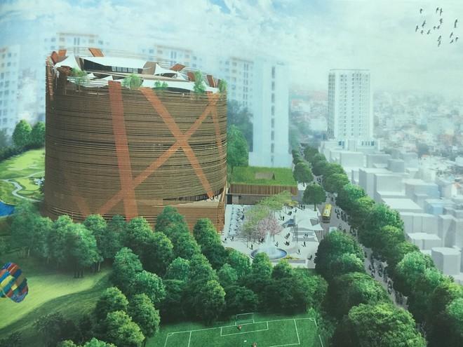 Khởi công dự án rạp xiếc ngàn tỉ vào cuối năm 2020 - ảnh 1