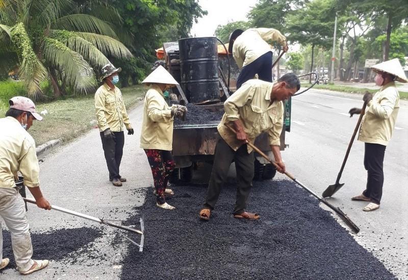 Công ty Phú Mỹ Hưng nói về việc sửa đường Nguyễn Văn Linh - ảnh 1