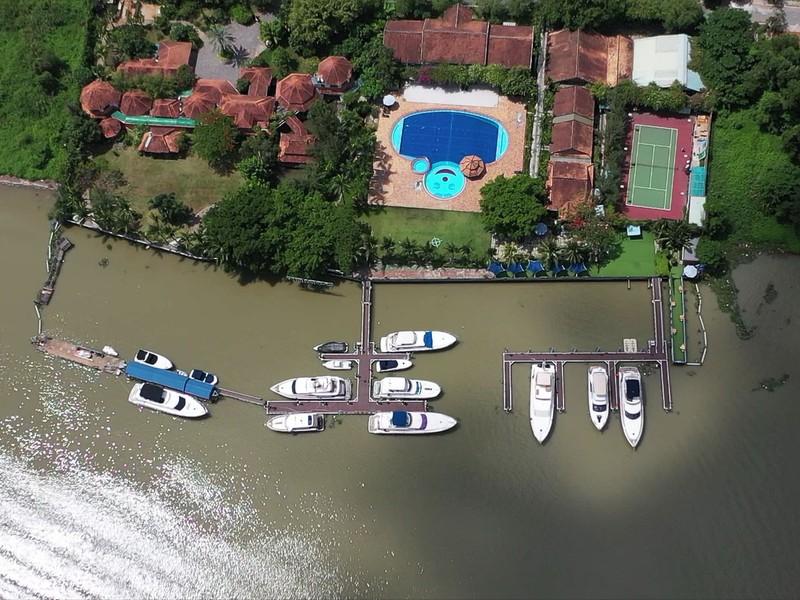 Ngắm toàn cảnh quy hoạch sông Sài Gòn hiện hữu nhìn từ trên cao - ảnh 5