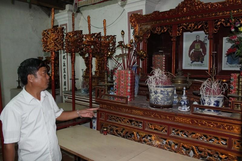 Chùm ảnh độc quyền: Ông Ban Ki - Moon làm gì tại nhà thờ họ Phan Huy? - ảnh 18