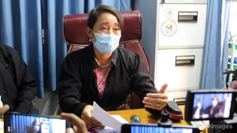 Bà Aung San Suu Kyi: Lời khai của nhân chứng tại tòa không đúng sự thật - ảnh 1
