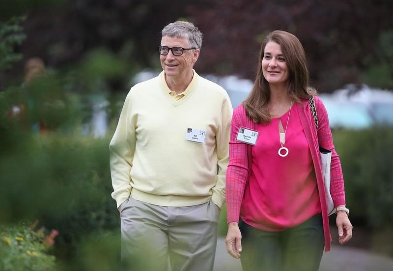 Chính thức ly hôn, vợ chồng tỉ phú Bill Gates vẫn làm việc chung ở Quỹ từ thiện - ảnh 1
