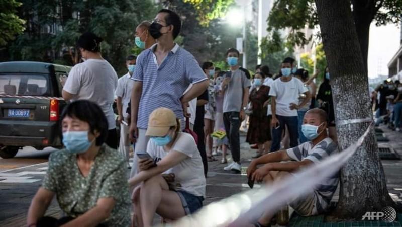 Trung Quốc ghi nhận số ca mắc mới trong ngày cao nhất trong 6 tháng - ảnh 1