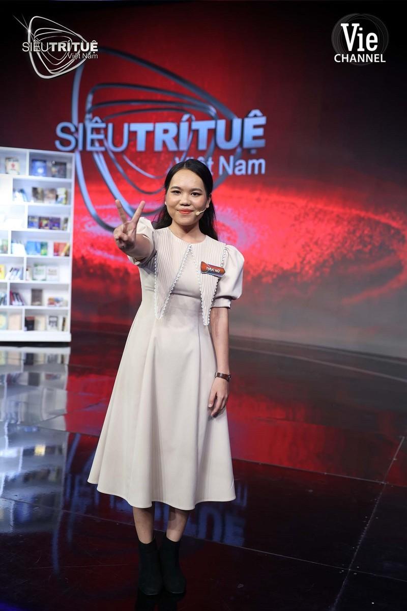 Siêu Trí Tuệ Việt Nam: Nữ bác sĩ đe dọa soán kỷ lục thế giới - ảnh 6