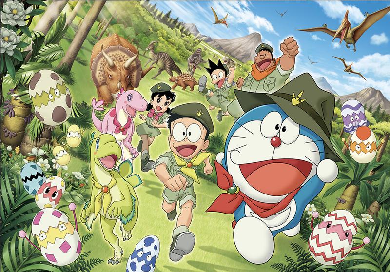 'Doraemon The Movie: Nobita's New Dinosaur' chính thức ra mắt - ảnh 2