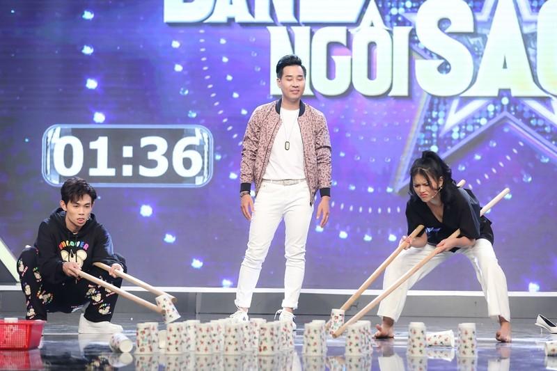 Hồng Thanh cùng DJ Mie diện đồ đôi đi chơi gameshow - ảnh 5