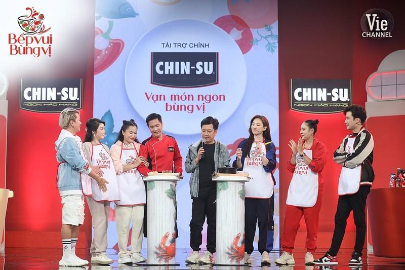 Lâm Vỹ Dạ tiết lộ nhiều hot girl mê Trường Giang - ảnh 5