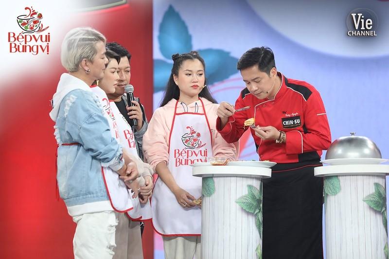 Lâm Vỹ Dạ tiết lộ nhiều hot girl mê Trường Giang - ảnh 6