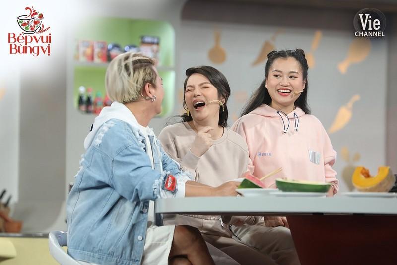 Lâm Vỹ Dạ tiết lộ nhiều hot girl mê Trường Giang - ảnh 8