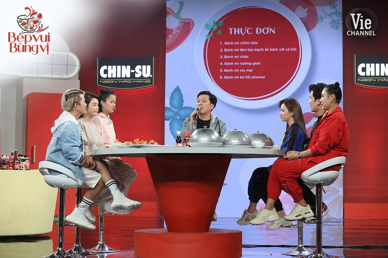 Lâm Vỹ Dạ tiết lộ nhiều hot girl mê Trường Giang - ảnh 9