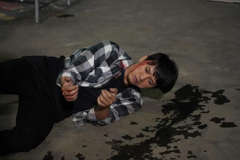 Nín thở với cảnh rượt đuổi sát nút xe lửa trong phim Lý Hải - ảnh 4