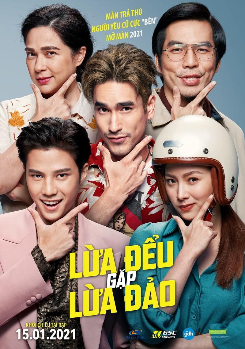Baifern Pimchanok vai nào cũng cặp với trai đẹp cực phẩm - ảnh 1
