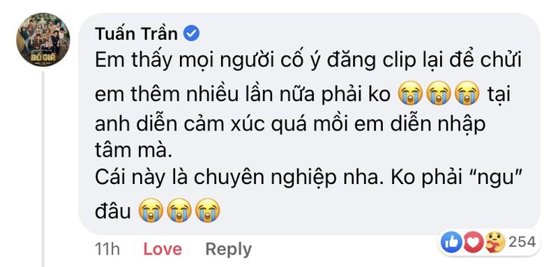 Clip Tuấn Trần gặp chấn thương đạt hơn 2 triệu view - ảnh 3