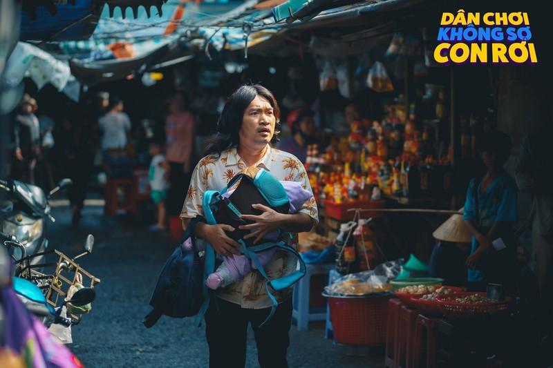 Thu Trang làm nhà sản xuất phim 'Dân chơi không sợ con rơi' - ảnh 1