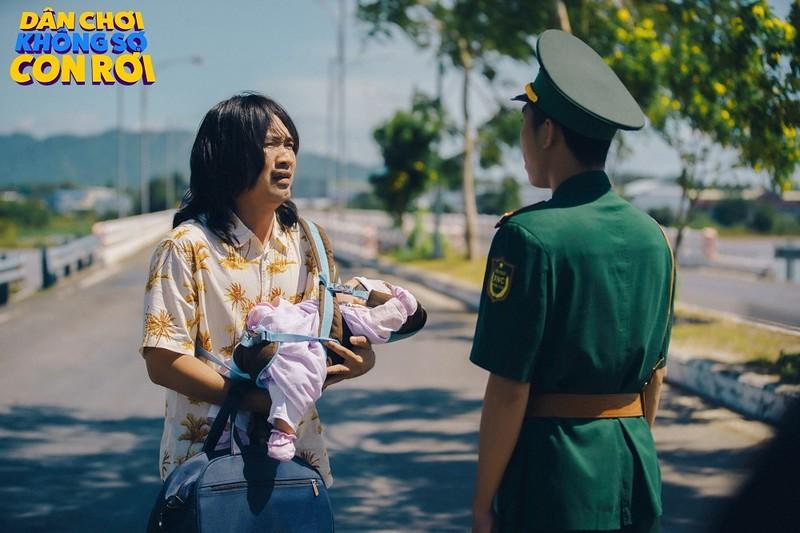 Thu Trang làm nhà sản xuất phim 'Dân chơi không sợ con rơi' - ảnh 4