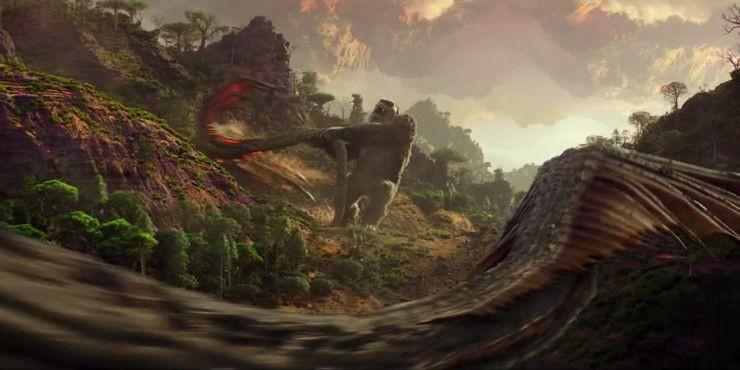 Những điều thú vị không thể bỏ lỡ trong 'Godzilla vs. Kong' - ảnh 6