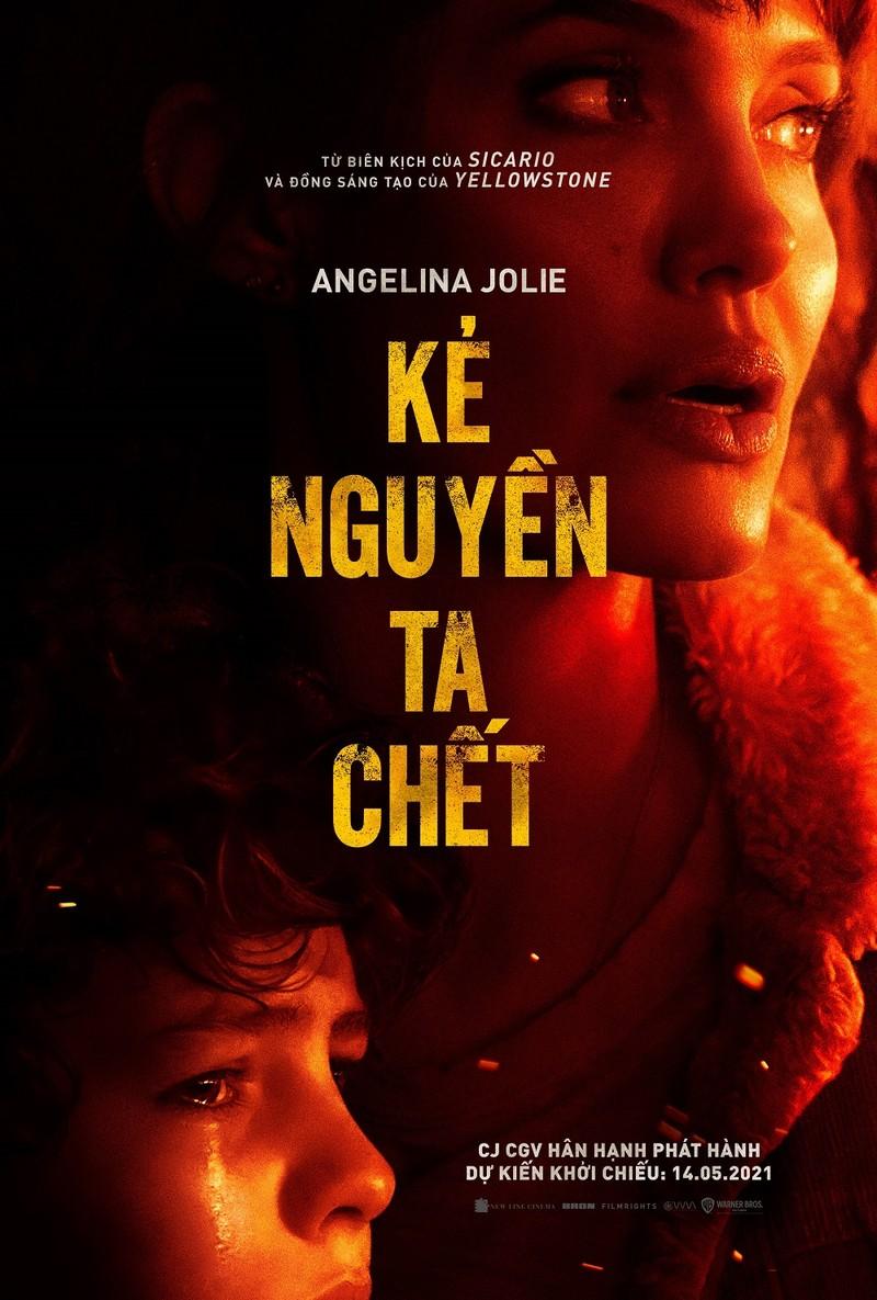 Phim mới của Angelina Jolie tung trailer rượt đuổi thót tim - ảnh 1