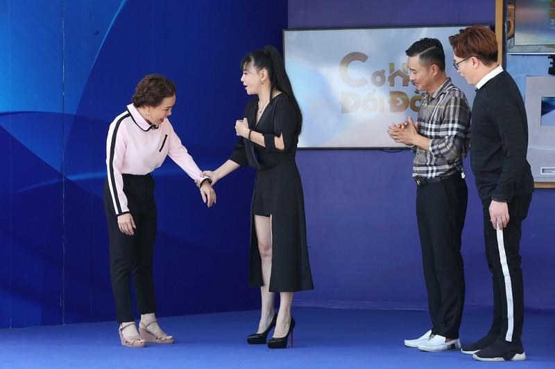 Việt Hương nhớ lại thời 'cóc ké' khi gặp Nguyễn Hồng Sơn - ảnh 2
