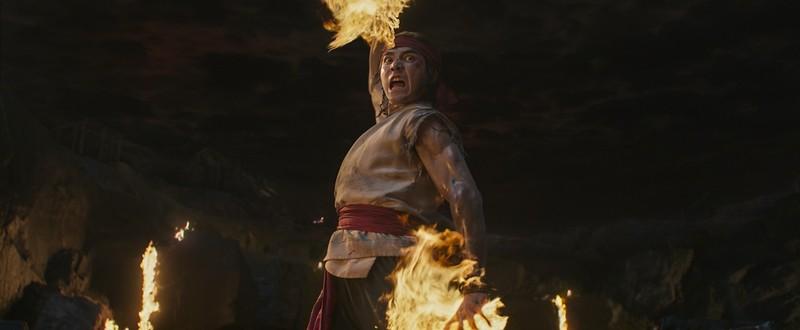 Mãn nhãn với những màn võ thuật đỉnh cao trong Mortal Kombat - ảnh 1