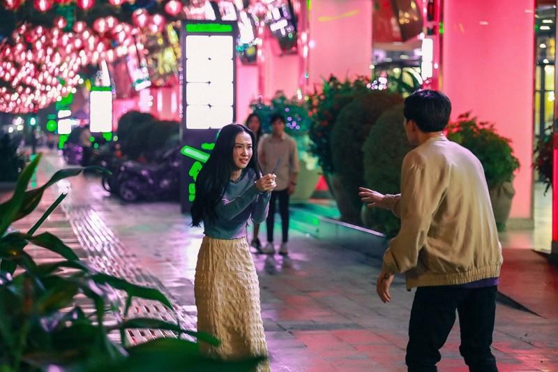 Jun Vũ lần đầu đóng phim hành động 'Chìa khóa trăm tỷ' - ảnh 4
