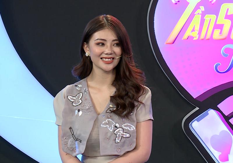 Nữ chính Quỳnh Như tỏ tình với giám đốc Lâm Sao tại Tần số tình yêu - ảnh 1