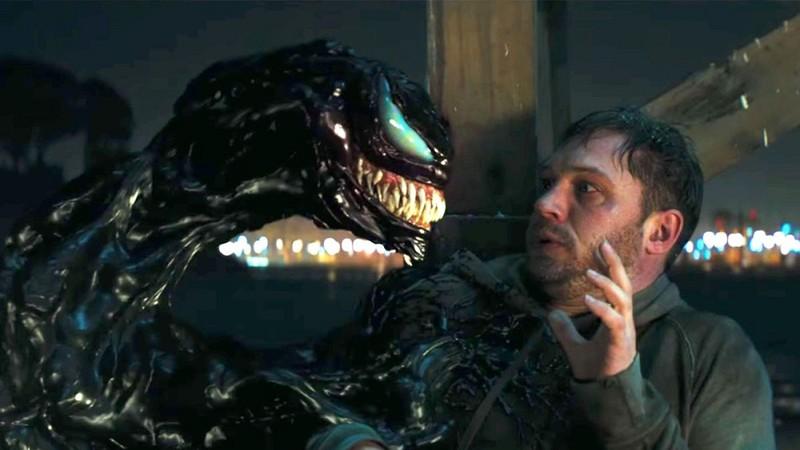 Venom 2 tung poster hấp dẫn cùng lịch chiếu mới - ảnh 3
