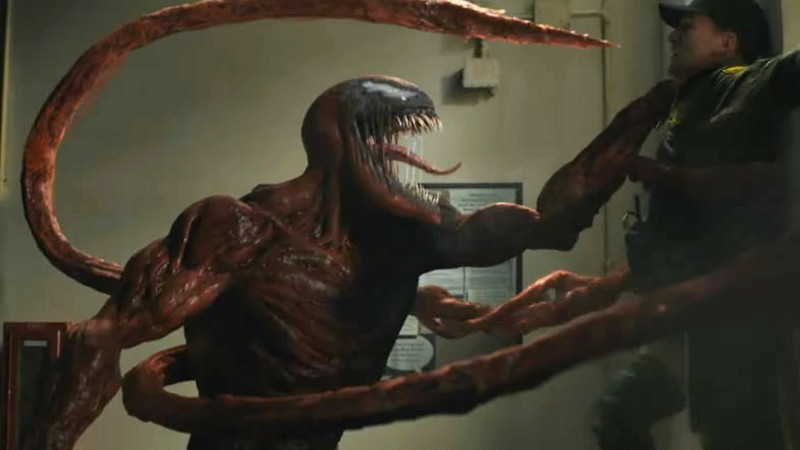 Venom 2 tung poster hấp dẫn cùng lịch chiếu mới - ảnh 5