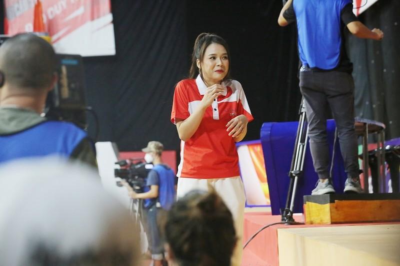 ST Sơn Thạch bị thẻ vàng vì tự ý ra sân ăn mừng bàn thắng tại Cầu thủ nhí 2021 - ảnh 3