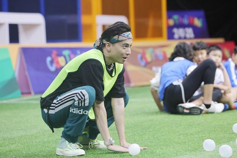 ST Sơn Thạch bị thẻ vàng vì tự ý ra sân ăn mừng bàn thắng tại Cầu thủ nhí 2021 - ảnh 5