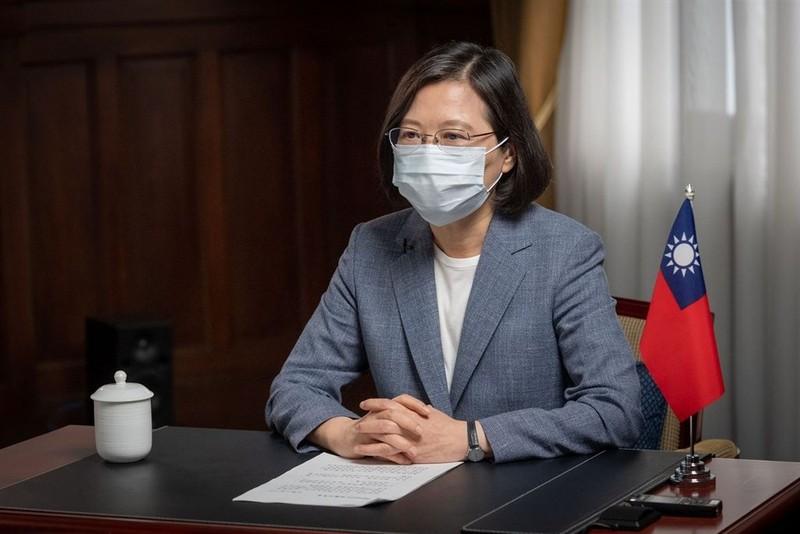 Bà Thái Anh Văn cảm ơn Mỹ viện trợ 2,5 triệu liều vaccine - ảnh 1