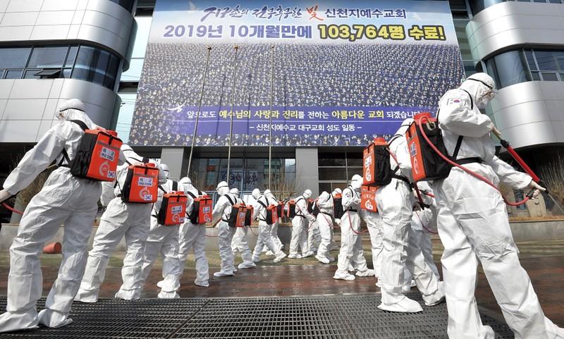 Bài học lộ trình mở cửa lại: Seoul - cấp độ dịch nào shipper vẫn hoạt động - ảnh 1