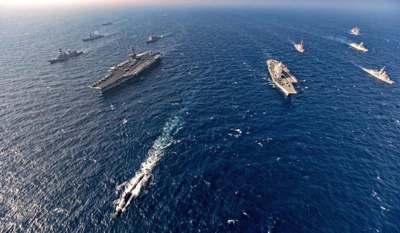 Mỹ, Anh, Úc thiết lập quan hệ đối tác an ninh 'lịch sử' tại AĐD-TBD  - ảnh 4