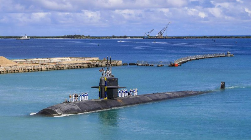 Thủ tướng Úc bác bỏ chỉ trích của Trung Quốc về thỏa thuận tàu ngầm hạt nhân - ảnh 1