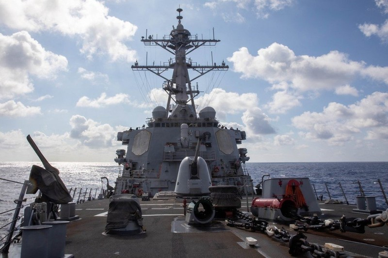 Trung Quốc áp sát tập trận sau khi Đài Loan đề xuất tăng chi tiêu quân sự  - ảnh 1
