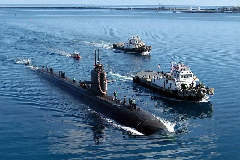 Cán cân sức mạnh của hải quân và tàu ngầm các nước tại khu vực Thái Bình Dương - ảnh 2