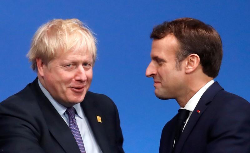 Pháp hủy hội nghị thượng đỉnh quốc phòng với Anh giữa căng thẳng về AUKUS - ảnh 2