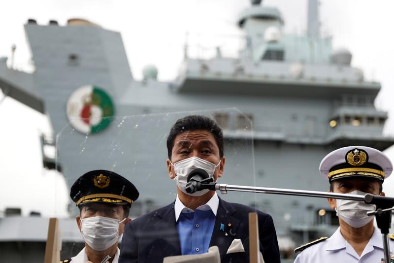Bộ trưởng Quốc phòng Nhật: 'TQ tăng cường sức mạnh quân sự cả về chất và lượng' - ảnh 1