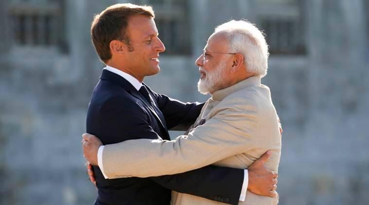 Pháp, Ấn Độ tuyên bố 'hành động chung' ở Ấn Độ Dương - Thái Bình Dương - ảnh 1