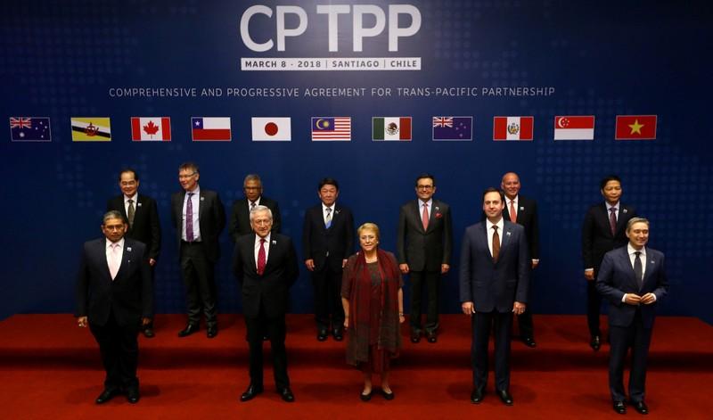 Đài Loan nộp đơn gia nhập Hiệp định CPTPP vài ngày sau Trung Quốc - ảnh 1