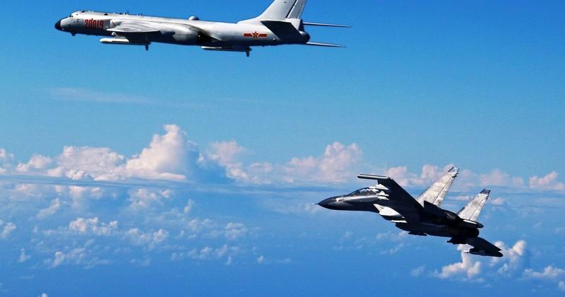 Đài Loan cảnh báo 19 máy bay Trung Quốc xâm nhập vùng nhận diện phòng không - ảnh 1