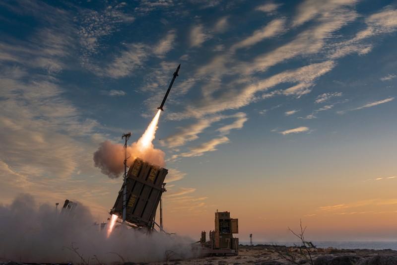 Hạ viện Mỹ thông qua dự luật tài trợ 1 tỉ USD cho hệ thống 'Vòm Sắt' của Israel - ảnh 1
