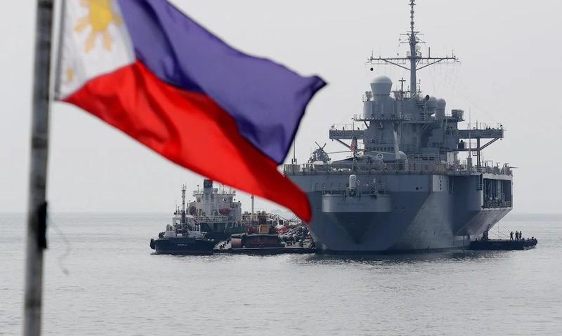Mỹ khẳng định áp dụng Hiệp ước Phòng thủ chung Philippines-Mỹ đối với Biển Đông - ảnh 1